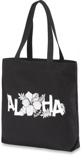 Dakine Torba 365 Canvas Tote 21L Aloha czarna (10001819)