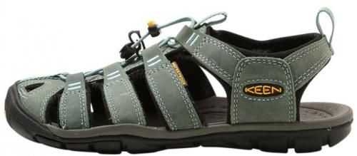 Keen Sandały damskie Clearwater CNX Leather Mineral Blue/Yellow r. 38 (1014371)