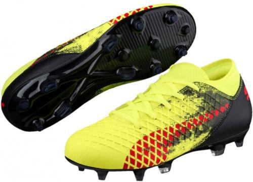 Puma Buty piłkarskie Future 18.4 FG AG JR żółte r. 37 (104346 01)