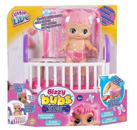 Cobi Little Live Babies Bizzy Bubs Bobasek i akcesoria (MO-28452)