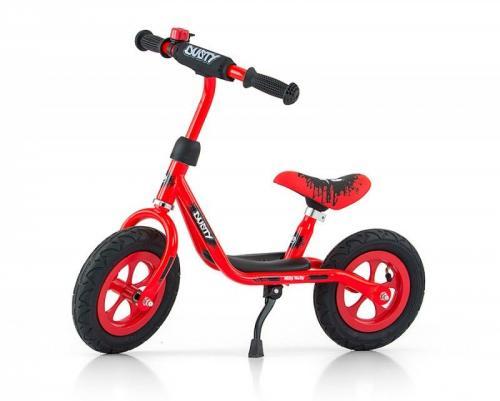 Milly Mally Rower biegowy Dusty 10'' czerwony (GXP-628619)