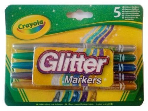 Crayola Markery brokatowe (GXP-628998)