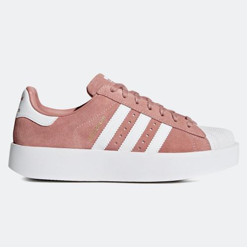 Adidas Buty damskie Superstar Bold W różowe r. 38 2/3 (CQ2827)