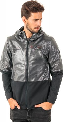 Under Armour Kurtka męska UA Swacket Hybrid Windbreaker czarna r. M (1306456-001)
