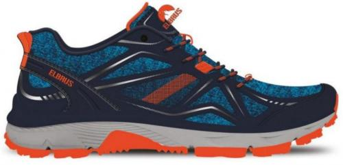 Elbrus Buty męskie Gladis Blue Coral/ Navy/ Orange r. 43