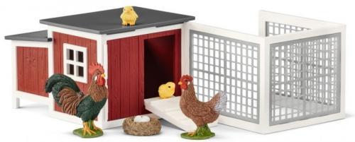 Schleich Klatka Dla Kurczaków (SLH 42421)