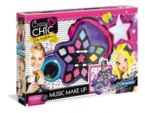 Clementoni Clementoni Crazy chic Music Make Up  78416