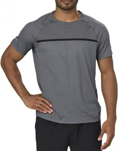 Asics Koszulka męska SS Top  szara r. M (154582 0773)