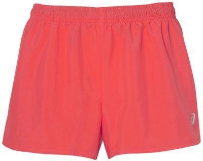 Asics Spodenki damskie Asics Shorts czerwone r. L (155248 0698)