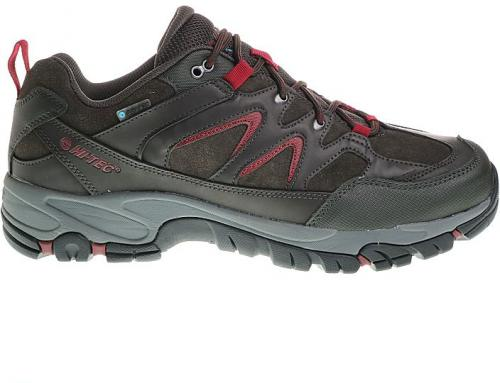 Hi-tec Buty męskie Altitude Trek Low I WP Charcoal/Grey/Port r. 40
