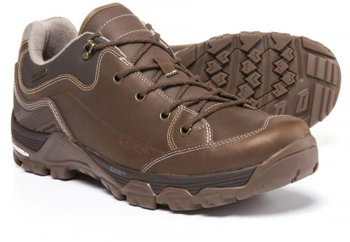 Hi-tec Buty męskie Ox Discovery Low I WP Brown r. 39
