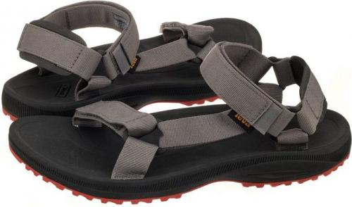 TEVA Sandały męskie Winsted Solid  szaro-czarne r. 45,5 (BRD 1017420)