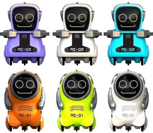 Dumel Pokibot Assorted  (275022)