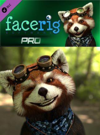 Program FaceRig Pro Upgrade Key Steam GLOBAL