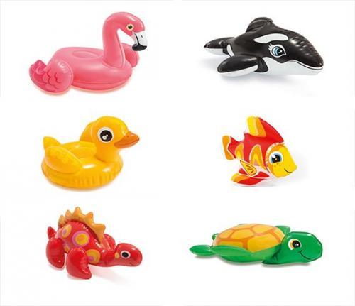 Intex Dmuchane zabawki - małe zwierzątka (58590NP)