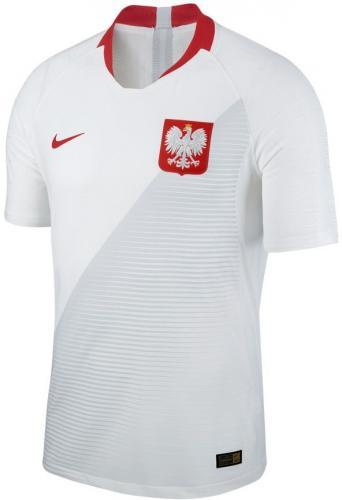 Nike Koszulka piłkarska Reprezentacji Polski Vapor Match JSY Home biała r. L (922939-100)