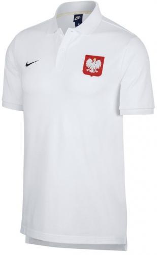 Nike Koszulka piłkarska Reprezentacji Polski biała r. L (891482-102)