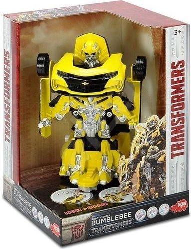 Dickie Transformers Bojowy Bumblebee (203113016)