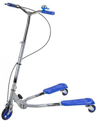 NILS Extreme Hulajnoga FL125 Blue Fliker