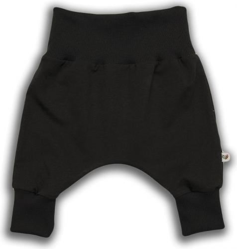 Nanaf Organic Spodnie niemowlęce Czarna Owca czarne r. 68 (NCO-03)