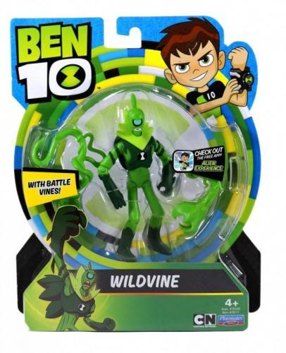 Epee Ben 10 Mini Figurka Blister Wildvine (GXP-631203)
