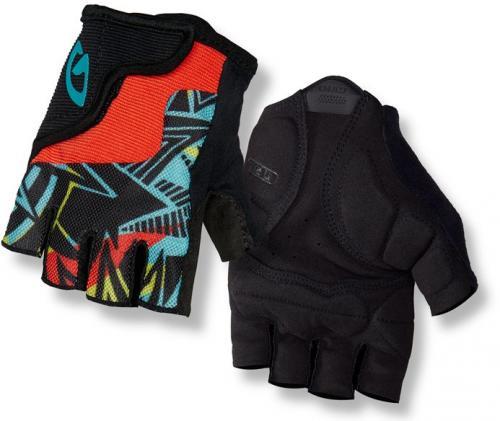GIRO Rękawiczki juniorskie BRAVO JR krótki palec blast r. XS  (GR-7085735)