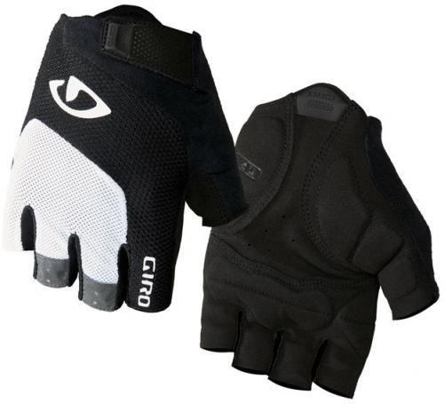GIRO Rękawiczki rowerowe Bravo Gel white black r. M (GR 7085650) ID produktu: 4033992