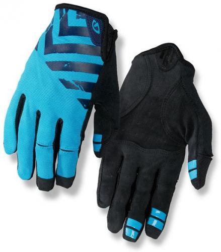 GIRO Rękawiczki rowerowe DND midnight blue black r. XL (GR-7085573)