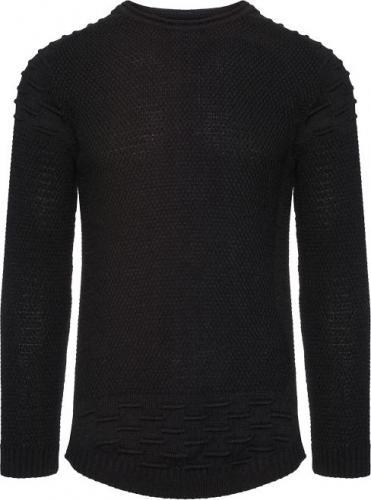 YNS Sweter męski 27003-1 czarny r. XL