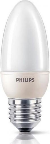 Świetlówka Philips Eco Candle 5W E27 świeczka  (929689812717)