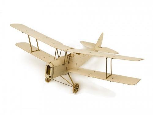 DWhobby Samolot Micro Tiger Moth KIT (DW/EBK10-01)