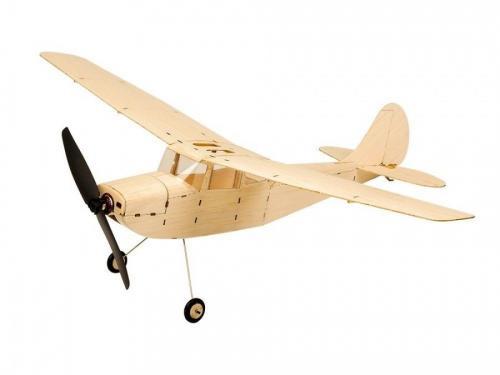 DWhobby Samolot Micro Cessna L-19 KIT (DW/EBK12-01)