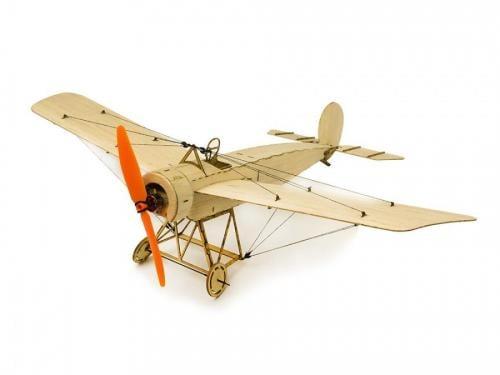 DWhobby Samolot Micro Fokker-E KIT (DW/EBK8-01)