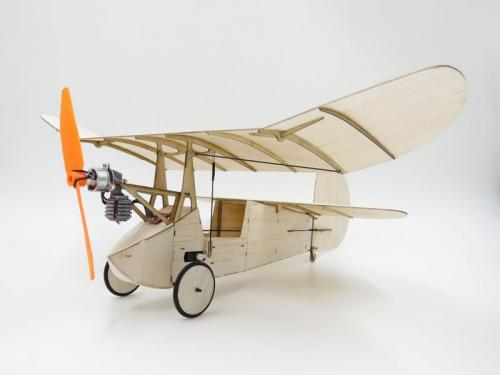 DWhobby Samolot Micro Newton KIT (DW/EBK7-01)