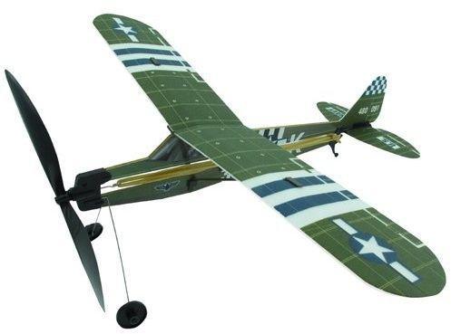 ZT Model Szybowiec Aviator-Piper 16 z napędem gumowym (ZT/XA03201)