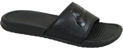 Nike Klapki męskie Nike Benassi JDI czarne r. 40 (343880 001)