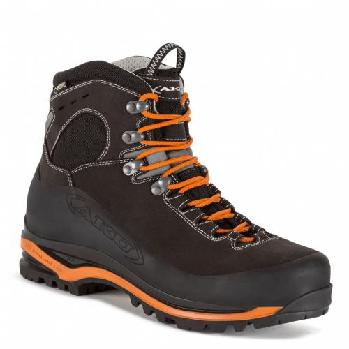 Aku Buty trekkingowe  męskie Superalp GTX Anthracite/ Orange r. 42 (593-170)