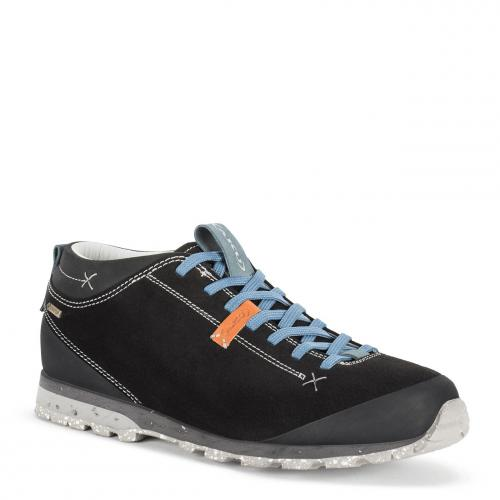 Aku Buty męskie Bellamont Suede Gtx Black/ Light Blue r. 41.5 (504-252-7)