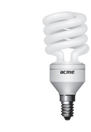 Świetlówka Acme Half Spiral 13W, 827, E14 (093538)