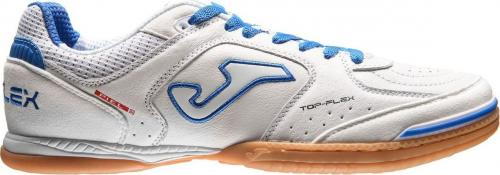 Joma sport Buty halowe Futbol Sala Men Top Flex 602 White Royal r. 42