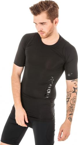 4f Koszulka męska Baselayer PRO D4L18-TSMF401 20S czarna r. M