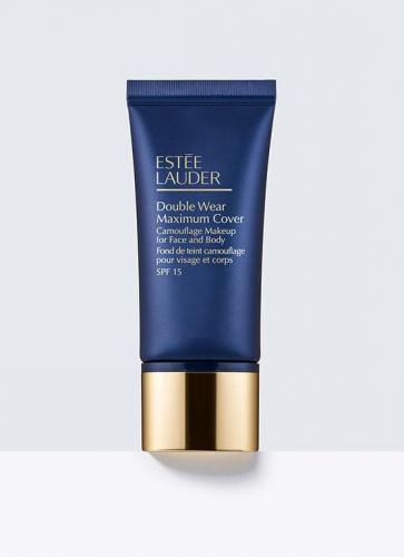 Estee Lauder Podkład Double Wear Maximum Cover Comouflage Makeup For Face And Body SPF15  1C1 Cool Bone 30ml
