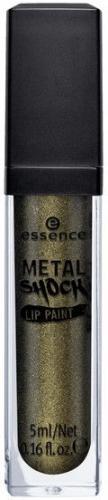 Essence Metal Shock Lip Paint błyszczyk metaliczny do ust 06 Poison Ivy 5ml