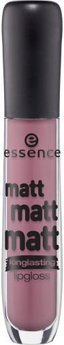 Essence Matt Matt Matt Longlasting Lipgloss błyszczyk matowy do ust 06 It's A 10 5ml