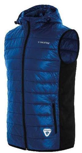Viking Kamizelka męska Primaloft Bart vest niebieska r. L (600/20/8516/17/L)