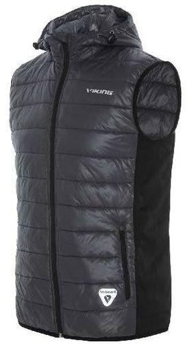 Viking Kamizelka męska Primaloft Bart vest szara r. L (00/20/8516/08/L)