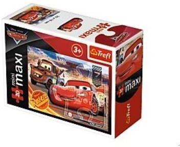 Trefl Puzzle 20 miniMaxi - Nowi zwycięzcy Cars 3.1 TREFL - 273947