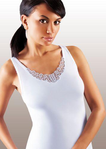 Emili Emili koszulka ailin biały S - 5901755012018