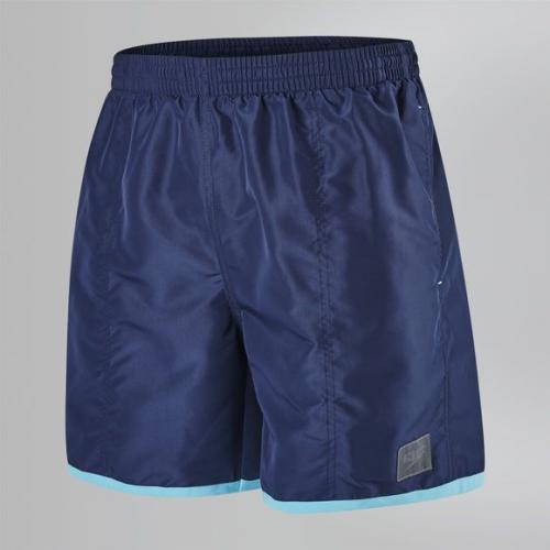 "Speedo Szorty męskie Color Block 16 ""Watershort 17 AM Navy/Blue r. XL (8108616753)"