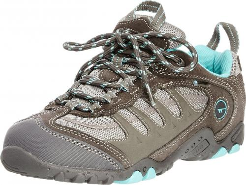 Hi-tec Buty Merlin Low WP brown/lightblue r. 37